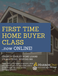 Online First Time Home Buyer Class