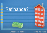 Refinancing in 2021 with rising interest rates